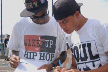 kenjee and shany hiphop ocean indien