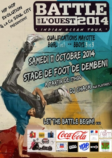 break hiphop battle wake up session maurice