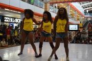 les danseuses hiphop de l'ile maurice
