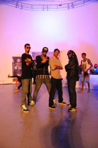 wu team at pointe canon mauritius