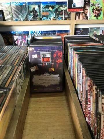 DVD Kiltir Lari