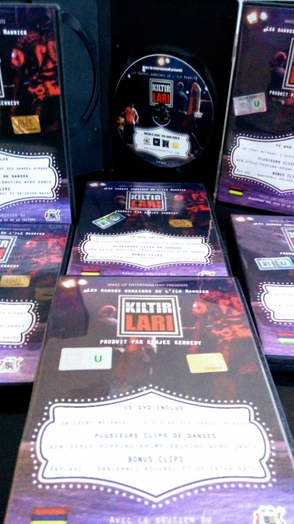 Le DVD Hip Hop de l'Ile Maurice. Premier DVD de la culture Urbaine réalisé à l'ile Maurice