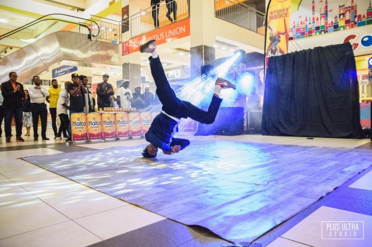 BBoy In Mauritius Hip Hop Breakdance