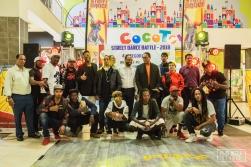 Photos of Street Dance Mauritius Battle