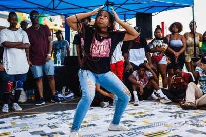 afro dance mauritius