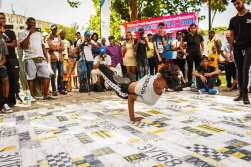 breakdance mauritius