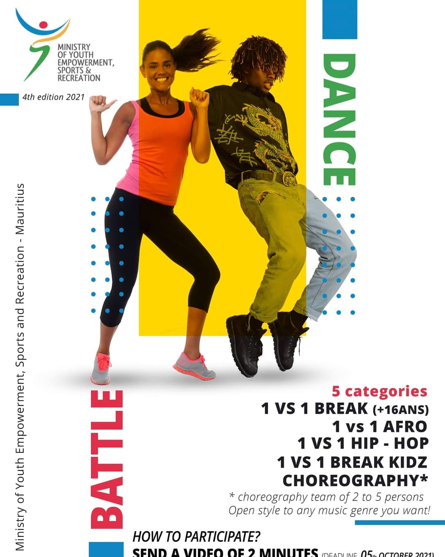 street dance mauritius